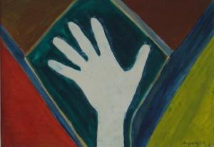 Своя рука владыка  42х30 2003г. б-см.тех.